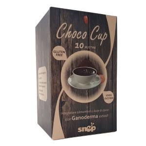 Chocolat chaud gourmand et bien être au Ganoderme.