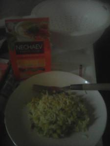 Préparation pour soupe